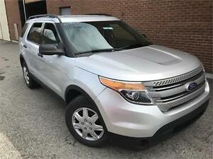 FORD EXPLORER BASE 2012 AUTO/ 7 PASSAGERS / AWD!!