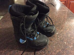 Firefly Kids Snowboard Boots