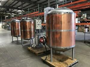 Extract 8-Barrel Brewing System - Large production brewing equipment