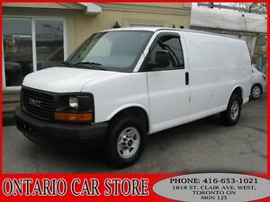 2012 GMC Savana 2500 Cargo !!!READY FOR WORK!!!