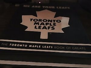Great Leafs book for that hard to shop for Leaf fan
