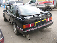 1989 FORD ESCORT XR3I BREAKING FOR PARTS