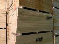 Top Quality Insulation Boards Seconds 1.2 x 2.4 x 120ml for underfloor heating @ £34.00 each
