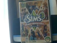 the sims 3 world adventures expansion pack