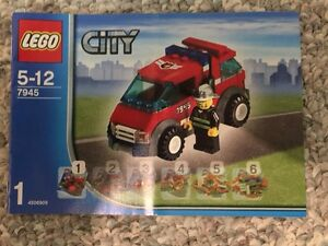 Lego City Fire Station and Fire Truck and Fire Boat Kitchener / Waterloo Kitchener Area image 4