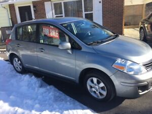 "Nissan Versa 82,000 K/M Great Condition  ""CLEAN"""