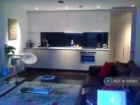 1 bedroom flat in Wharf Road, London, N1 (1 bed)