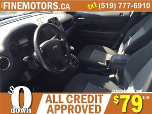2010 JEEP PATRIOT SPORT * 4X4 * POWER ROOF * NORTH EDITION London Ontario image 9