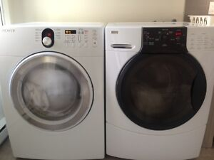 500 for front loading washer and dryer great condition