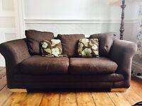 Hardly used gorgeous 3 seater sofa.