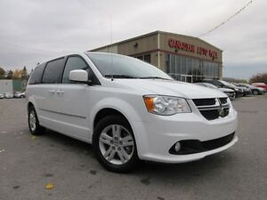 2015 Dodge Grand Caravan CREW PLUS, NAV, LEATHER, 41K!