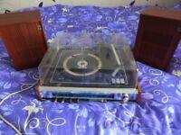phillips record player/radio
