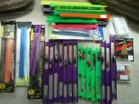 Selection of fishing kit