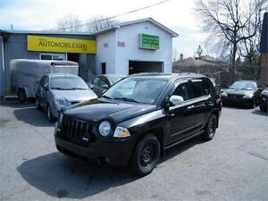 2009 JEEP COMPASS ROCKY MOUNTAIN NORTH EDITION 4X4