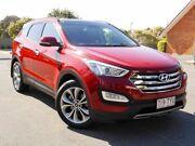 2014 Hyundai Santa Fe DM MY14 Highlander Maroon 6 Speed Sports Automatic Wagon Chermside Brisbane North East Preview