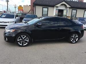 2012 Kia Forte Koup SX LEATHER ROOF A GREAT LOOKING CAR