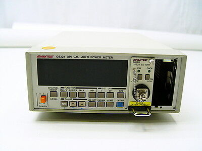 Advantest Q8221 Optical Multi Power Meter