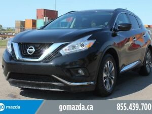 2017 Nissan Murano SV NAVI HEATED SEATS HEATED STEERING WHEEL PA