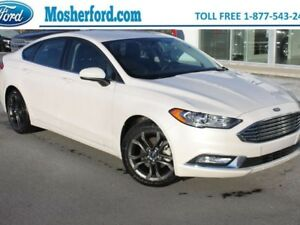 2018 Ford Fusion SE 4dr FWD Sedan