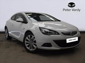 2017 VAUXHALL ASTRA GTC COUPE