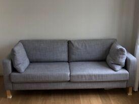 Karlstad 3 seater sofa by IKEA