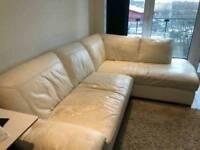 Next Corner sofa free delivery