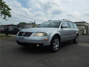RARE VW Passat GLS, 1.8T WAGON! CLEAN IN AND OUT! CERTIFIED!