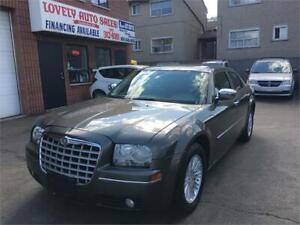 2008 Chrysler 300 Touring,LEATHER SEATS