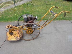 Vintage MobilCo Slasher Mower - Shed Find ,,collectable Dandenong Greater Dandenong Preview