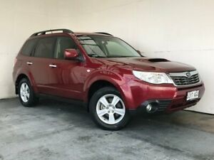 2010 Subaru Forester S3 MY10 2.0D AWD Red 6 Speed Manual Wagon Mount Gambier Grant Area Preview