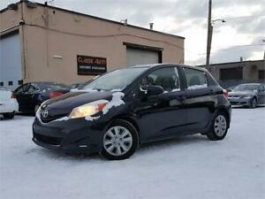 2013 Toyota Yaris LE/AUTO/AC/CRUISE/BLUETOOTH/AUX/GROUP ELECT!!!