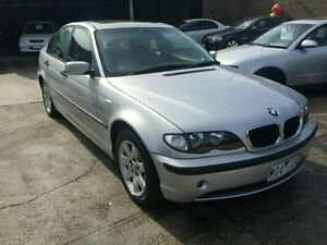 2003 BMW 318I  Silver Auto Steptronic Sedan Dandenong Greater Dandenong Preview