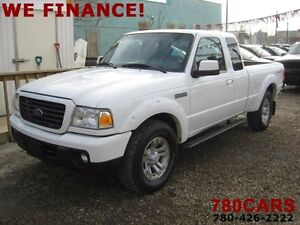 2009 Ford Ranger Sport 4x4 - NEW TIRES - WE DO TRADES