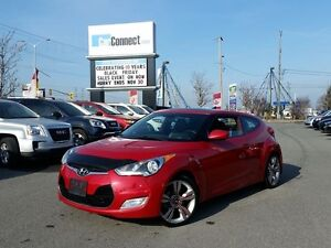 2013 Hyundai Veloster TECH, NAVI, ONLY $19 DOWN $42/WKLY!!