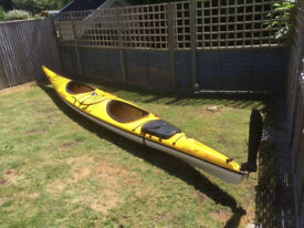 Sea Kayak - Ocean designs Libra XT top of the range double ocean kayak. Excellent condition