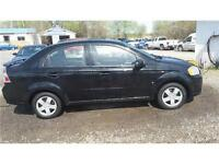2009 Chevrolet Aveo LT ONLY 73,000KMS *FULLY LOADED** PWR ROOF**