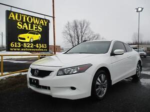 2010 Honda Accord ** White/Black * LOADED LOADED LOADED  **