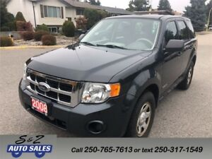 2008 Ford Escape LOW KM!
