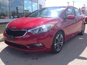 2014 Kia Forte EX AT Sunroof Heated Seats