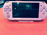 PSP 3000 LILAC WITH 12 MONTH WARRANTY
