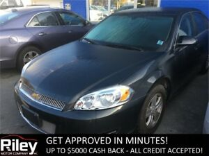 2013 Chevrolet Impala LS STARTING AT $123.41 BI-WEEKLY