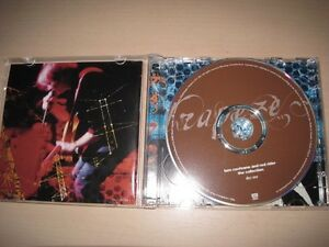 CD  TOM COCHRANE & RED RIDER TRAPEZE THE COLLECTION 2002
