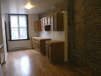 Internet,Hot water included.Large 6½ walk to McGill,Concordia