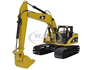 CAT CATERPILLAR 320D L HYDRAULIC EXCAVATOR 1/50 DIECAST MODEL BY NORSCOT 55214