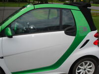 2014 Smart Fortwo Cabriolet
