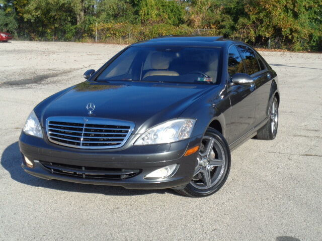 Image 1 of 2007 Mercedes-Benz S-Class…