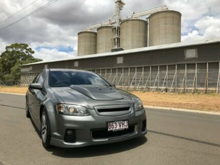 2012 Holden Commodore VE II MY12 SV6 Grey 6 Speed Automatic Sedan Oakey Toowoomba Surrounds Preview