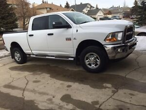 2010 Dodge Power Ram 3500 Heavy Duty SLT Pickup Truck
