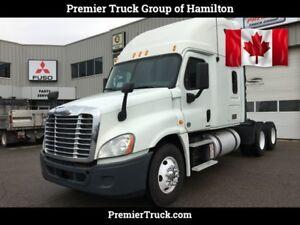 2012 Freightliner Cascadia Low km's, Heavy Spec, 1 Year Warranty