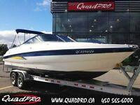2004 BAYLINER 249 SD DECKBOAT  !! OPEN-DECK !!